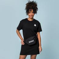 Defqon.1 fanny pack black/white