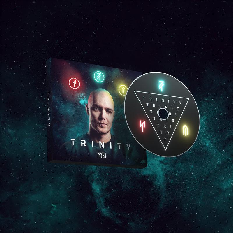 MYST CD Trinity