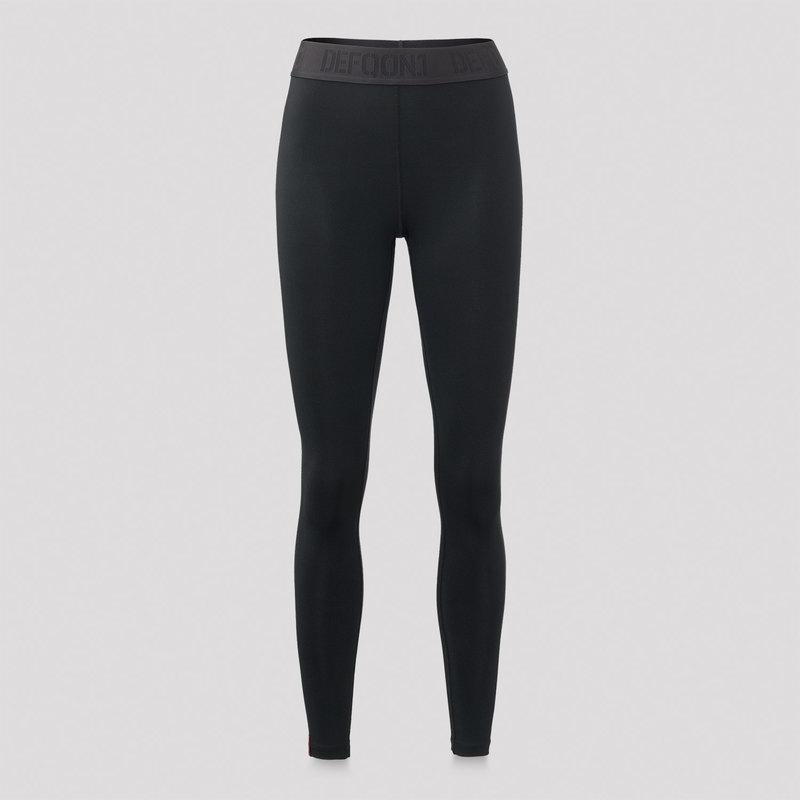 Defqon.1 legging black/white