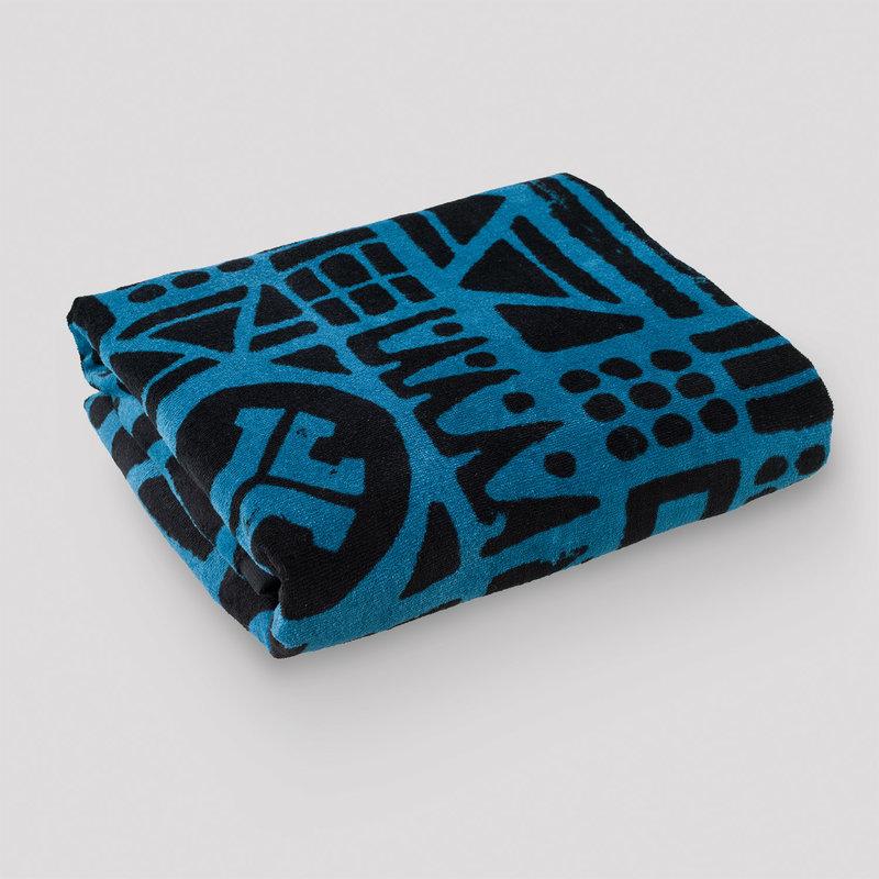 Defqon.1 Towel Blue