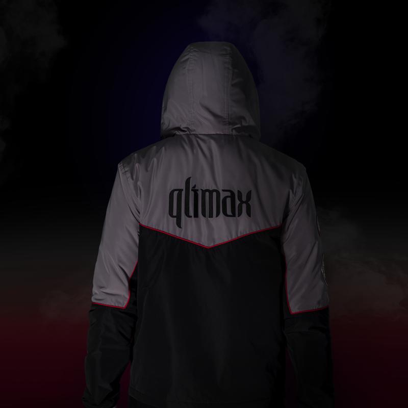 Qlimax Jacket black/grey
