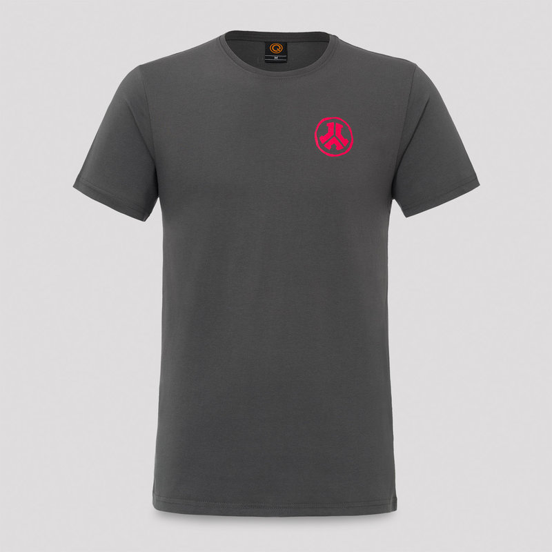 Defqon.1 t-shirt anthracite/red
