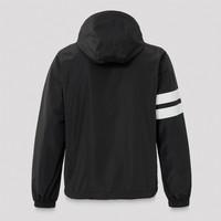 Atmozfears wind jacket black/white