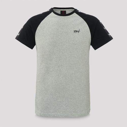 Ran-D t-shirt grey/tape