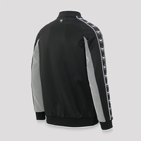 Ran-D track jacket black/grey