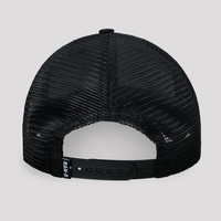 Ran-D trucker cap black/red