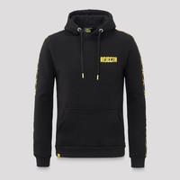 Rejecta hoodie black/tape
