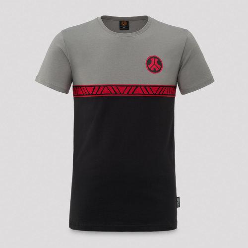 Defqon.1 t-shirt grey/tape