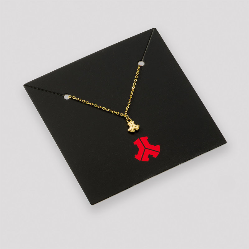Defqon.1 necklace gold
