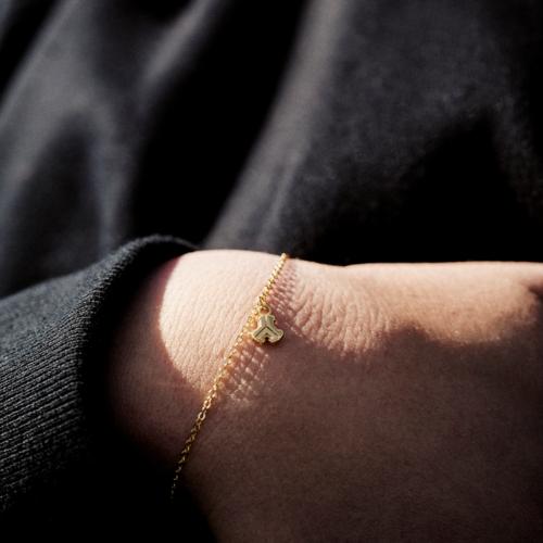 Defqon.1 bracelet gold