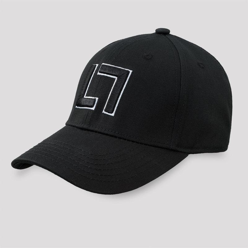 Keltek baseball Cap black/white