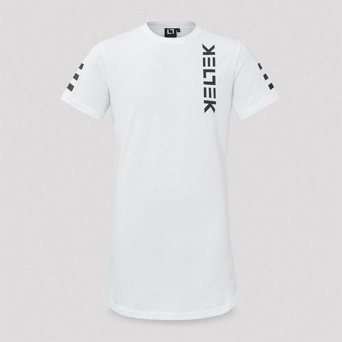 Keltek t-shirt white/black