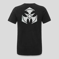 Dominator t-shirt black/white