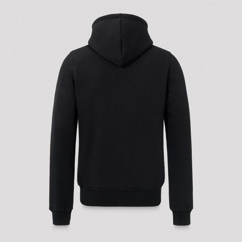 Defqon.1 hooded zip black/white