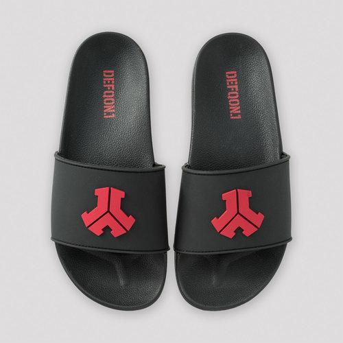 Defqon1. slides black/red