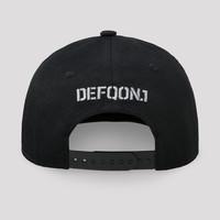 Defqon.1 snapback black/pattern