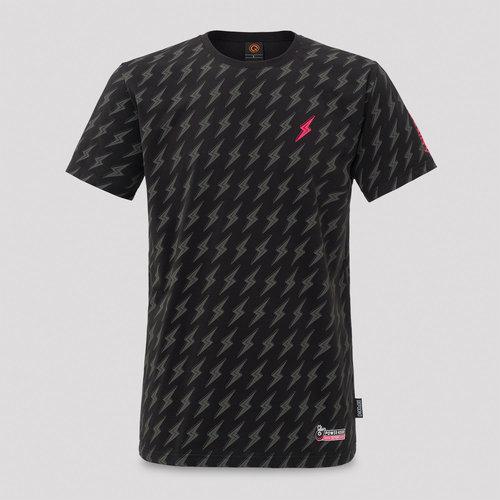 Defqon.1 Power Hour t-shirt black/red