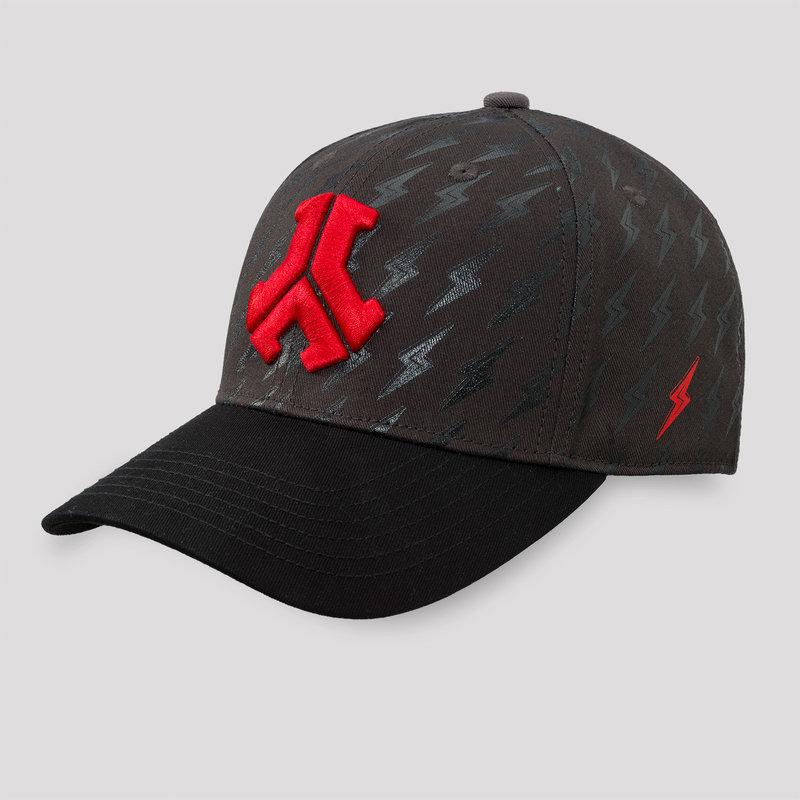 Defqon.1 Power Hour Baseball cap black