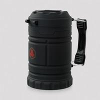 Defqon.1 flashlight black/red