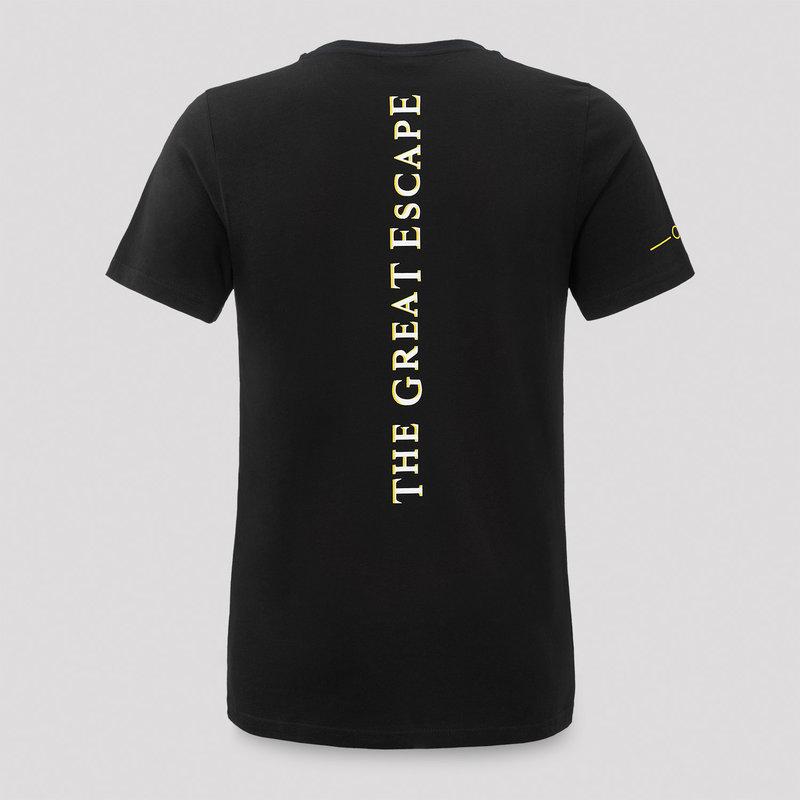 Sound Rush t-shirt great escape black