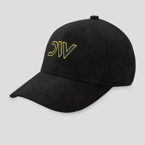 Devin Wild baseball cap black/yellow