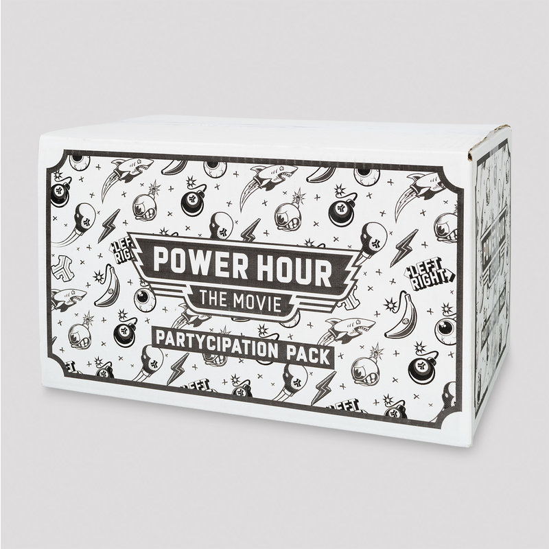 Defqon.1 Power Hour – Partycipation Package
