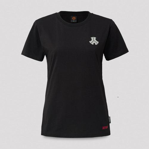 Defqon.1 Boyfriend t-shirt black/grey