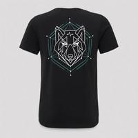 Frequencerz t-shirt black/white