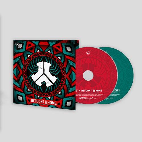 Defqon.1 At Home 2021 CD