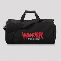 Defqon.1 Warrior Workout sportbag black