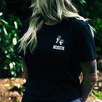 Rejecta t-shirt black/grey