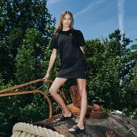 Defqon.1 t-shirt dress black/red