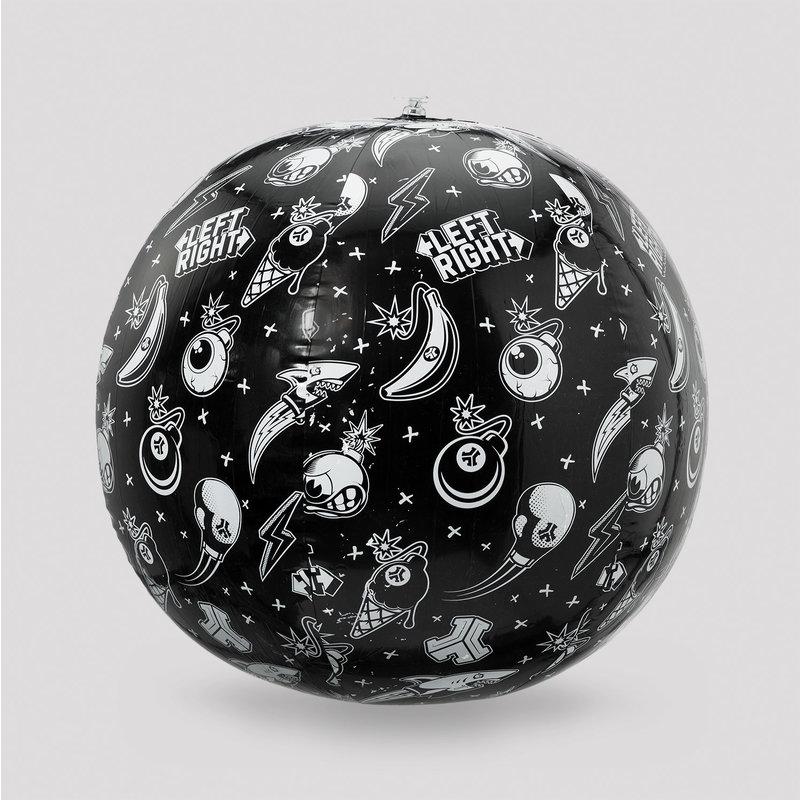 Defqon.1 Power Hour beachball black