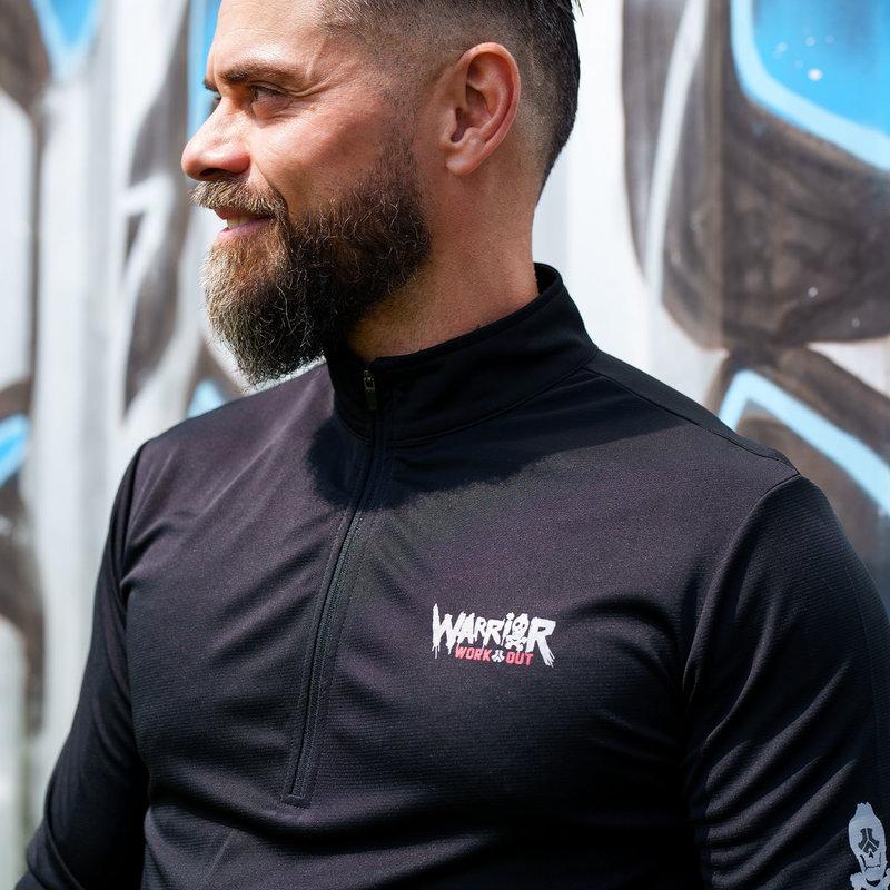 Defqon.1 Warrior Workout longsleeve black