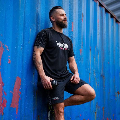 Defqon.1 Warrior Workout t-shirt black