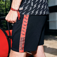 Defqon.1 Power Hour short black/red