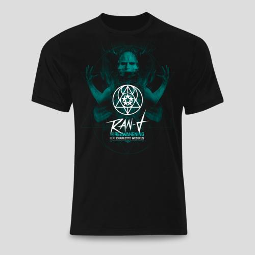 Qlimax x Ran-D Anthem T-shirt