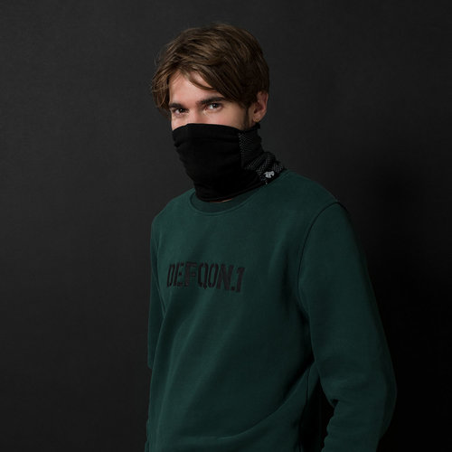Defqon.1 face scarf black/grey