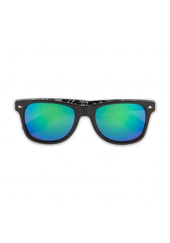 DECIBEL SUNGLASSES BLACK/GREY