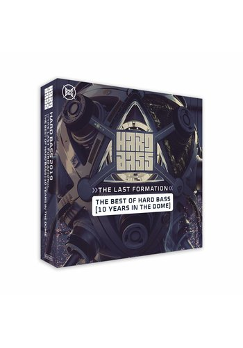 HARD BASS 2019 CD THE LAST FORMATION