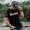 Decibel DECIBEL T-SHIRT BLACK