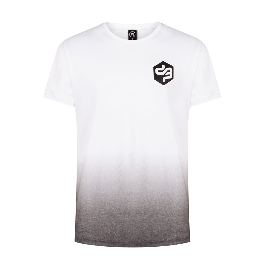 DECIBEL T-SHIRT BLACK/WHITE