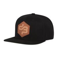 DECIBEL SNAPBACK BLACK/BROWN