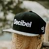 Decibel DECIBEL SNAPBACK BLACK/GREY