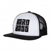 HARD BASS SNAPBACK BLACK