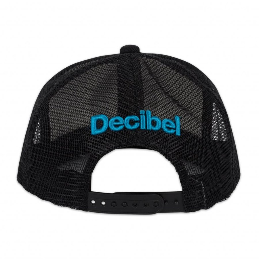 DECIBEL SNAPBACK BLACK