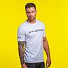 Decibel Decibel t-shirt white/black