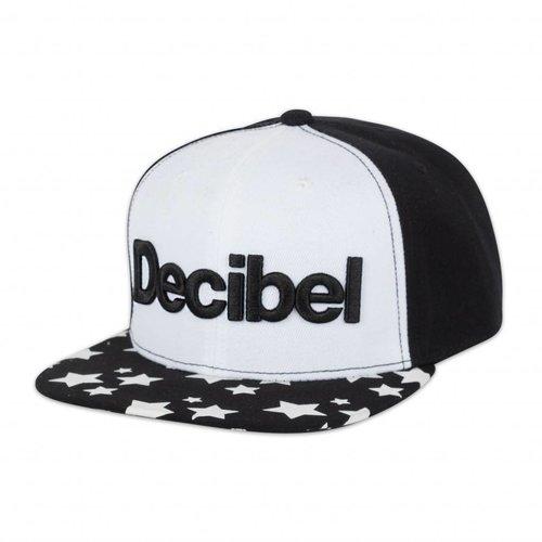 Decibel Snapback Black Stars