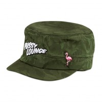 PUSSY LOUNGE HAT CAMO