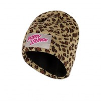 PUSSY LOUNGE BEANIE PANTHER